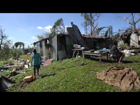 Video of Taunono village Vanuatu