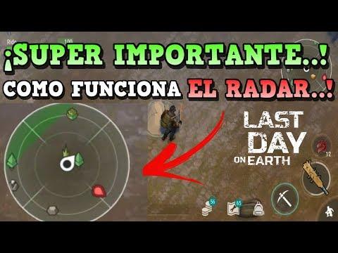 DEBES VERLO: COMO FUNCIONA EL RADAR | LAST DAY ON EARTH: SURVIVAL | [RidoMeyer]
