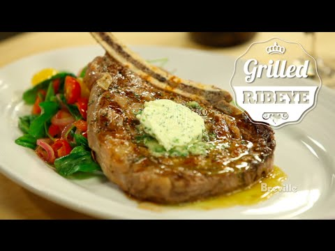 Breville Presents: Beer Drinker Food Thinker with Jeremy Sewall - Grilled Rib-eye Recipe