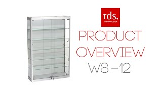 W8-12 Wall Mounted Cabinet