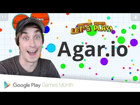 GAMEBOE - #AGAR.IO: THANKS OBAMA! #GooglePlay