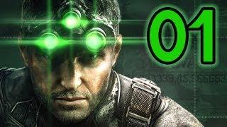 Let's Play Splinter Cell Blacklist #01 Deutsch - Willkommen im Team