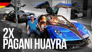 Pagani Huayra: Der kleine 160.000€ Unterschied