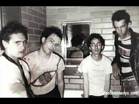 Dead Kennedys - Forward To Death (demo)