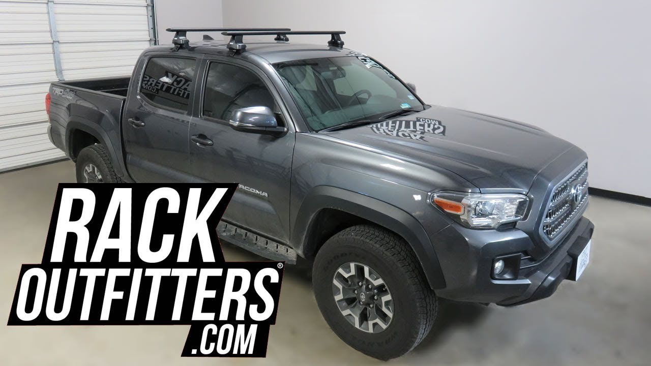ii toyota cargo cab rail runner foot rack tacoma roof superior double photo slimline front att full of x mount