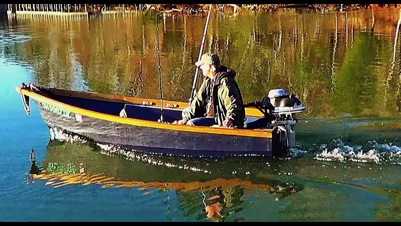 How To Operations Homemade Electric Boat Outboard Motor