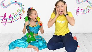 Маша и ее новые профессии истории для детей часть 2