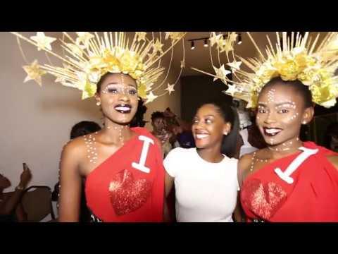 Maybelline at The Glitz Africa Fashion Week Vlog