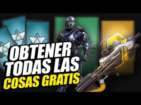 OBTENER COSAS GRATIS ( Packs, skins y armaduras exclusivas ) Halo 5