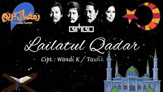 BIMBO - LAILATUL QADAR (Original Audio From Album