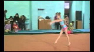 Путь в художественной гимнастике от 4 до 10 лет.
