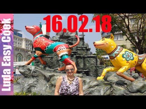 16.02.18 ВЬЕТНАМСКИЙ НОВЫЙ ГОД 2018  Вьетнам влог \ LUNAR NEW YEAR 2018 VIETNAM TET VIET NAM