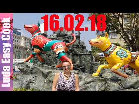 ВЬЕТНАМСКИЙ НОВЫЙ ГОД 2018  Вьетнам влог \ LUNAR NEW YEAR 2018 VIETNAM TET FOOD TRAVEL CHANNEL