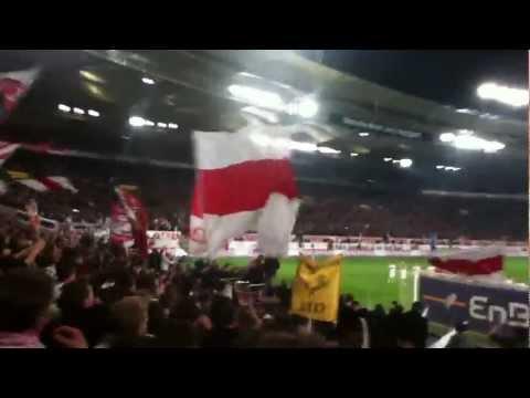 VfB nach Europa! Party mit Martin Harnik in der CANNSTATTER KURVE +++ 1893 +++