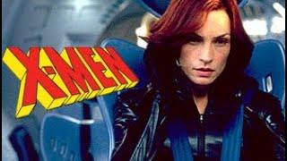Jean Grey using her powers - X-Men 1&2