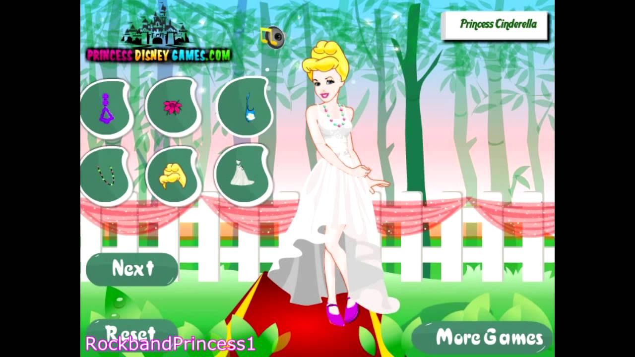 Disney Princess Online Dress Up Game Disney Princess Cartoon Game ...