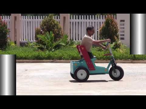 Personal Energy Transportation: The Gift of Mobility