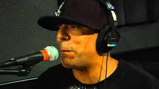 in the studio with hed pe