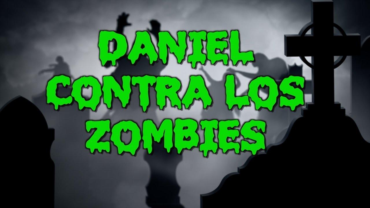 DANIEL AGAINST THE ZOMBIES! Short film.