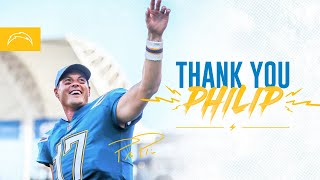 Thank You Philip: After 16 Seasons with the Chargers Rivers Enters Free Agency