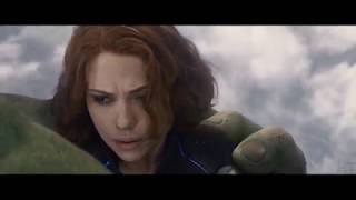 Avengers Age Of Ultron - Climax Fight Scene Part-2 (Tamil)