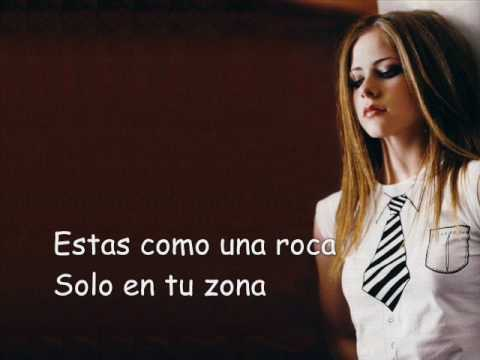 Avril Lavigne Too Much To Ask Español