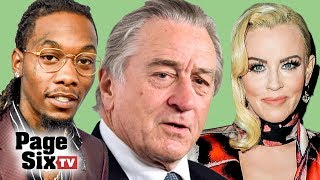 6 Long-Lost Albums, De Niro Divorce Update, & Jenny McCarthy on The Masked Singer | Page Six TV