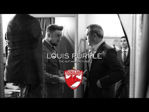 Louis Purple - Dinamo Partnership