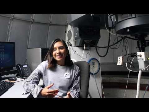 María Gracia Batista - Mujeres científicas- #AstroMujeres