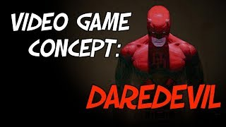 Daredevil - Video Game Concept