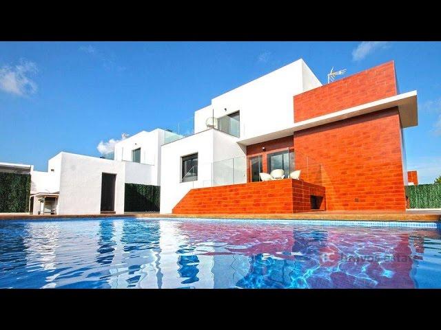 Villa moderna en La Nucia