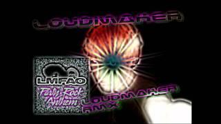 LMFAO - Party Rock Anthem (LouDMakerR Rmx)