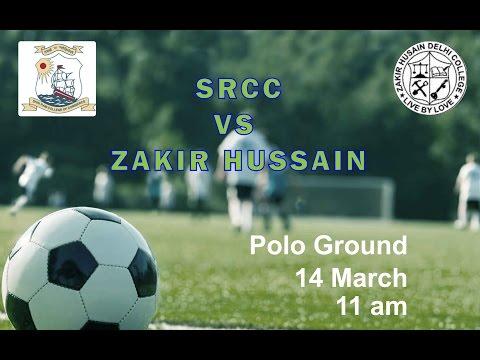 Zakir Hussain Vs SRCC