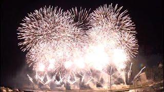 【全編720p】忘年熱海海上花火大会2018  Atami Bay Fireworks Display