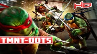 Teenage Mutant Ninja Turtles Out of the Shadows Gameplay PC (HD)