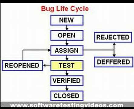 Software Testing: Bug Life Cycle