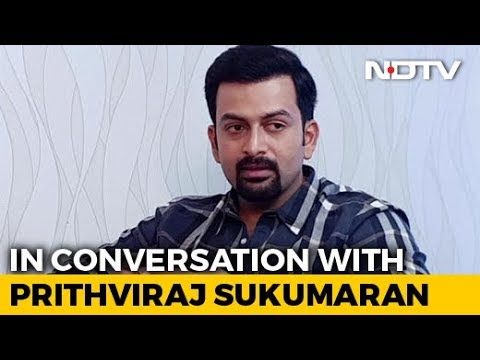 Prithviraj Sukumaran On The Camaraderie Between Malayalam Actors