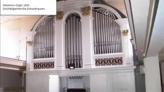 Michael Henkel: 60 Orgelstücke op. 62 / Teil 1
