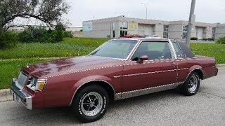 1986 Buick Regal Limited ***FOR SALE***
