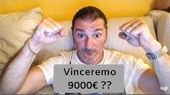 PokerOnline :Proviamo A Vincere 9000€  con  un torneo di poker