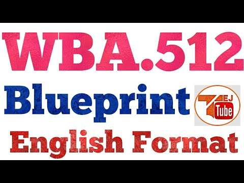 Blueprint Question Paper English Format Workshop Based Activity