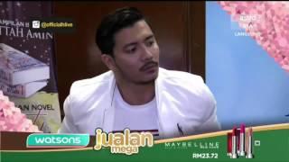 HLive: Nabil tak puas hati dengan peminat Fattah Amin