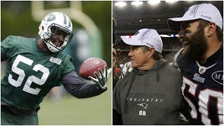 Patriots Add Jets LB David Harris In Another Belichick Theft