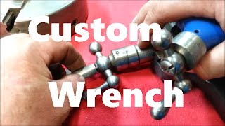 South Bend 9 x 24 Workshop Lathe Part 8 - Carriage Wrench - Crafted Channel