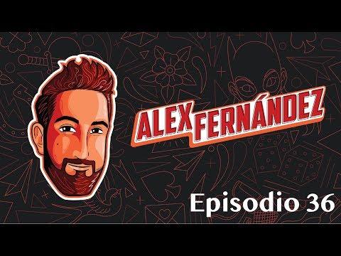 Vacaciones - Ep. 36 - El Podcast de Alex Fdz