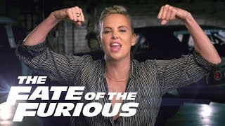 Charlize Theron Invites You to the Premiere of The Fate of the Furious // Omaze