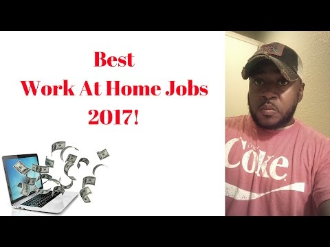 [Work at Home Jobs] | Work at Home Jobs 2017 | Legitimate Work From Home Jobs - Up to $320 Day