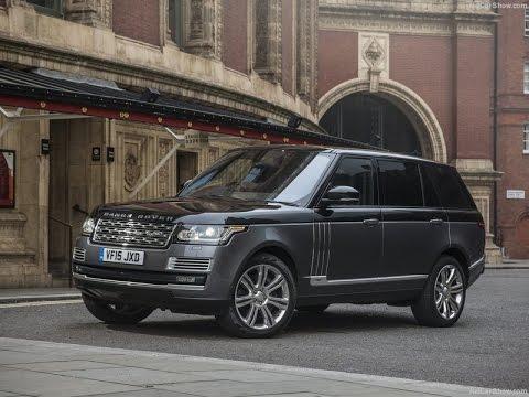 2016 Land Rover Range Rover Sv Autobiography Lwb Youtube