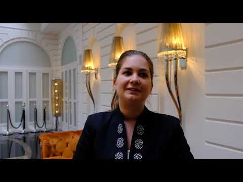 Presentation of the 5-star luxury Prestige Hotel in Budapest, Hungary
