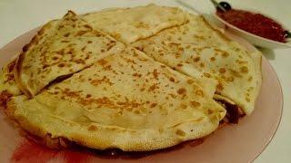 Как приготовить блины рецепт фаршированные ветчиной и сыром на ужин блины классический вкусно видео(Блины Рецепт фаршированных блинов с ветчиной и сыром. РЕЦЕПТ БЛИНОВ – вкусные тонкие блины на молоке фарши..., 2015-03-24T06:33:57.000Z)